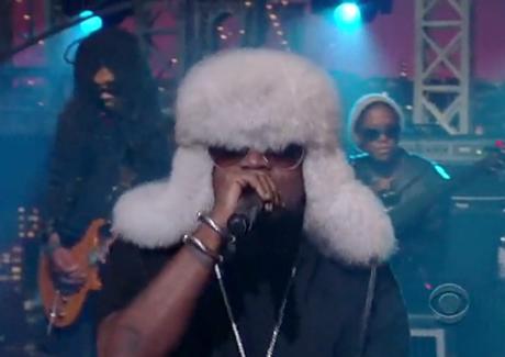 "Big Boi ""Follow Us"" (Live on <i>Letterman</i>)"