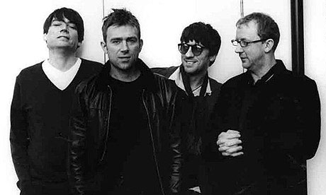 Blur 'Under the Westway' (live video)