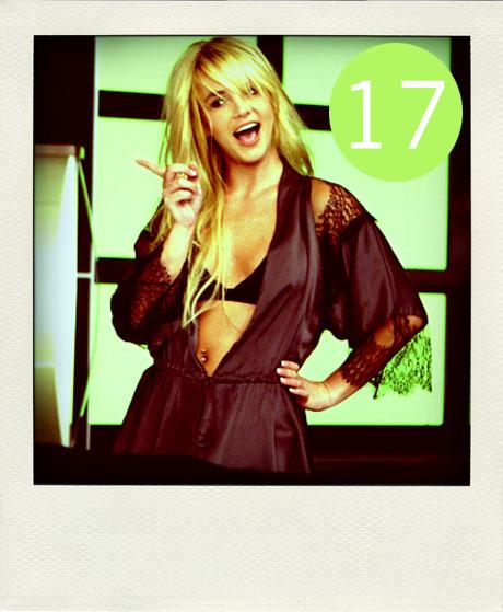"Britney Spears ""Womanizer"""