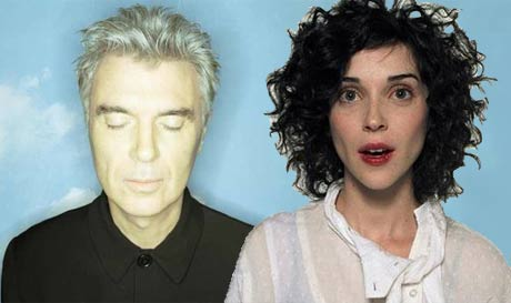 David Byrne Sheds New Light on St. Vincent Collaboration