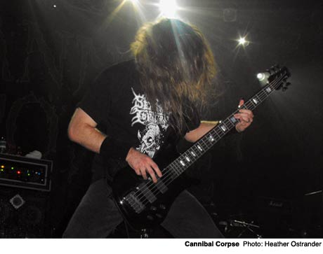 Cannibal Corpse / Hatebreed / Unearth / Born of Osiris / Hate Eternal Sound Academy, Toronto, ON December 16