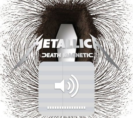 Metallica's <i>Death Magnetic</i> Questioned Over Sound Quality