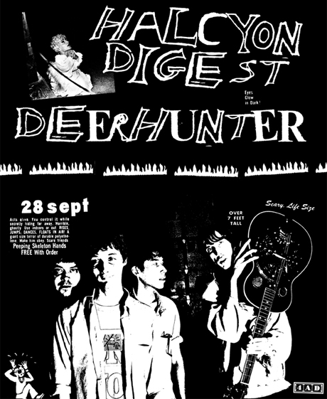 Deerhunter Announce New <i>Halcyon Digest</i> Album