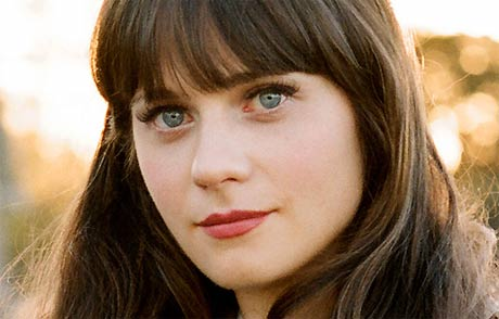 Zooey Deschanel to Star as a Groupie in New HBO Pilot