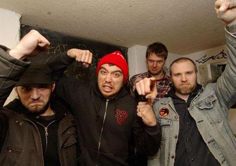 Doomriders Working On Second Album