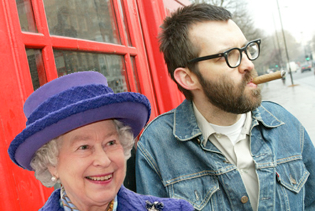 Eels Perform In Front of Queen Liz... Sorta