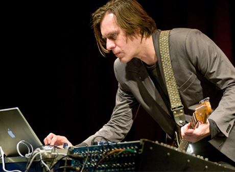 Christian Fennesz and Jon Wozencroft Release Film Collaboration 'Liquid Music'