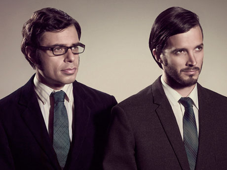 Flight of the Conchords Can Their HBO Series
