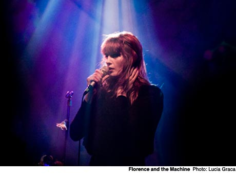 Florence and the Machine The Mod Club, Toronto, ON November 2