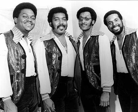 RIP Four Tops' Levi Stubbs