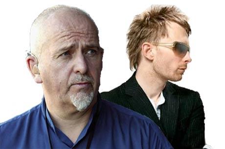 """Radiohead's """"Wallflower"""" Cover Looking Unlikely as Thom Yorke Snubs Peter Gabriel"""