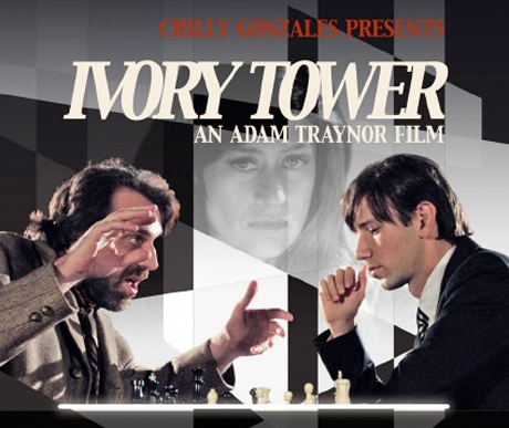 Chilly Gonzales <i>Ivory Tower</i> (trailer)