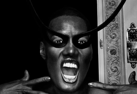 Grace Jones Talks New Documentary, Album