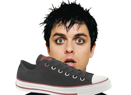 Converse Release Sneakers Designed by Green Day Front-man