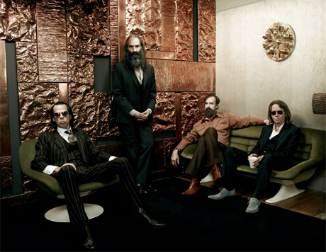 Grinderman to Visit Toronto, Montreal and Vancouver on Upcoming Tour