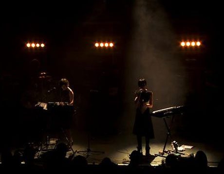 Ladytron / The Faint The Phoenix, Toronto ON April 6