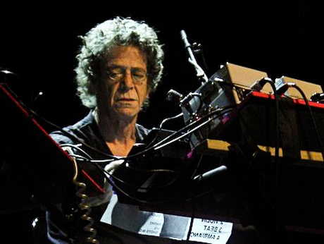 Lou Reed's Gear to Be Auctioned Off