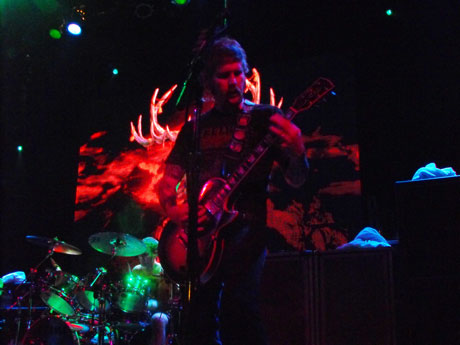 Mastodon / Kylesa / Intronaut Opera House, Toronto ON May 5