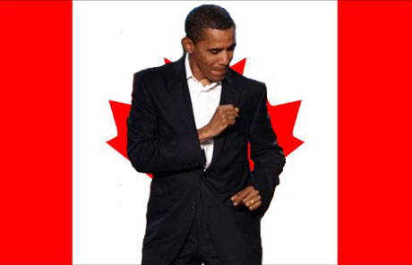 Obama's Suggested Canadian Playlist Revealed
