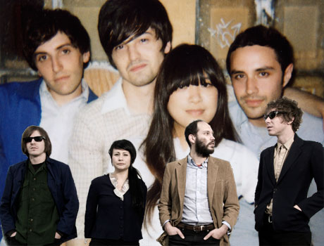 The Pains of Being Pure At Heart and Crystal Stilts Prep Seven-Inches For Slumberland