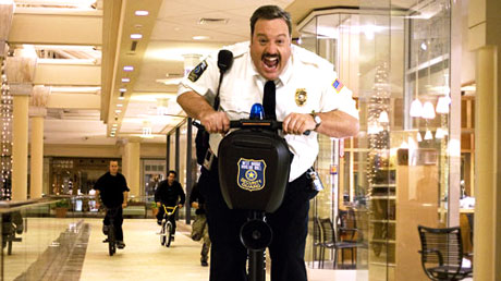 Paul Blart: Mall Cop Steve Carr