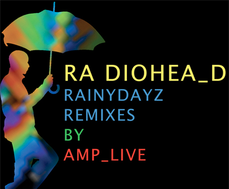 Download Amplive's Radiohead Remixes For Free