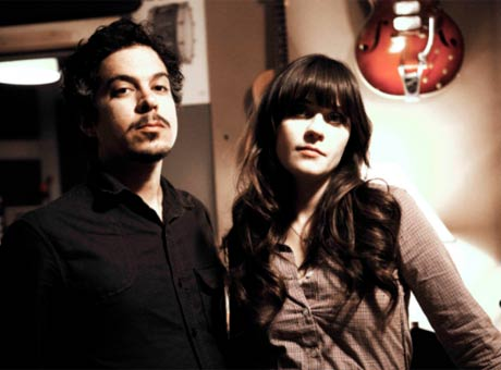 "She & Him ""I Put a Spell on You"" (live on <i>Conan</i>) / ""Have Yourself a Merry Little Christmas"""