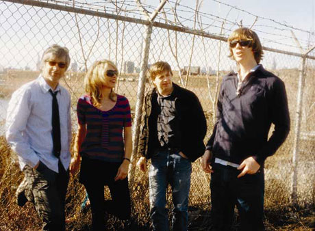 Sonic Youth Sign to Matador