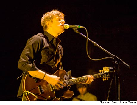 Britt Daniel Sheds Light on Spoon's R&B-Influenced Next Album, New Divine Fits 7-Inch