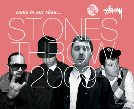 Stones Throw Records Hits the Road For Showcase Tour