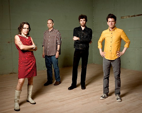 "Superchunk ""Child's Christmas in Wales"" (John Cale cover)"