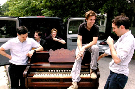 The Walkmen Announce North American Tour Supporting Kings of Leon