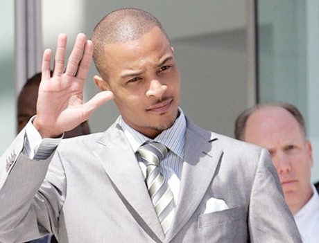T.I. Heading Back to Jail