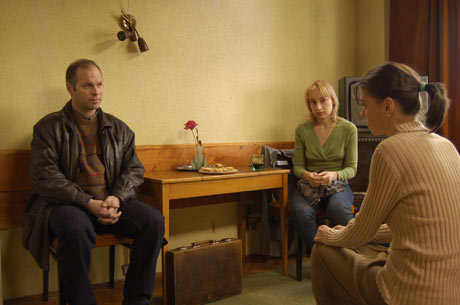 4 Months, 3 Weeks and 2 Days Cristian Mungiu