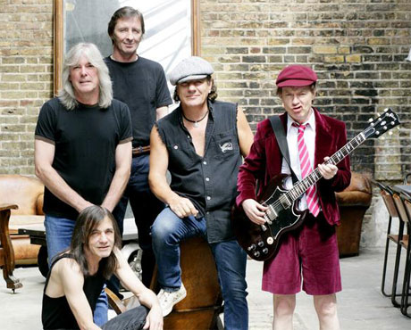 AC/DC Announce North American Dates