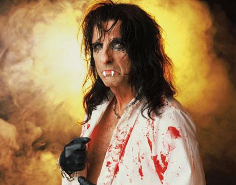 Alice Cooper, Moby, Rollins, Iggy To Star in Vampire Flick <i>Suck</i>