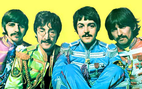 Beatles Remasters Selling Fast, But Not Fast Enough to Top UK Charts