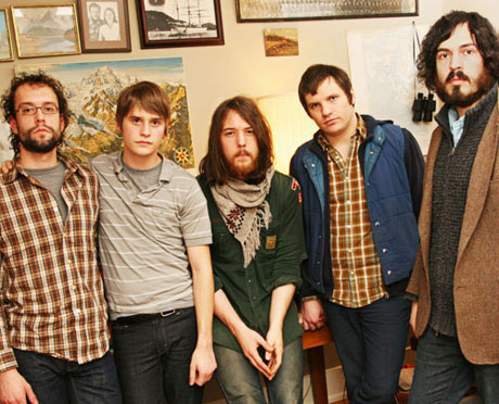 Fleet Foxes Release New Seven-inch, Tour with Dungen