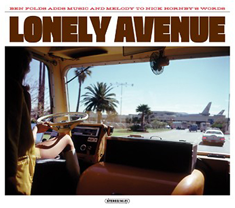 Ben Folds and Nick Hornby's <i>Lonely Avenue</i> Gets September Release