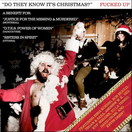 "Fucked Up's ""Do They Know It's Christmas?"" to Hit iTunes Today"