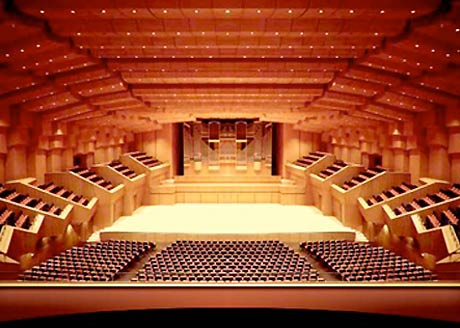 Proposed Ottawa Concert Hall Funding in Jeopardy