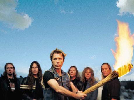 Iron Maiden Hint At New Studio Album