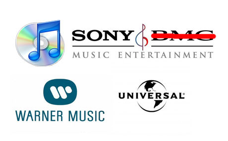 iTunes Cuts A Deal With Warner, Sony and Universal For DRM-Free Tracks