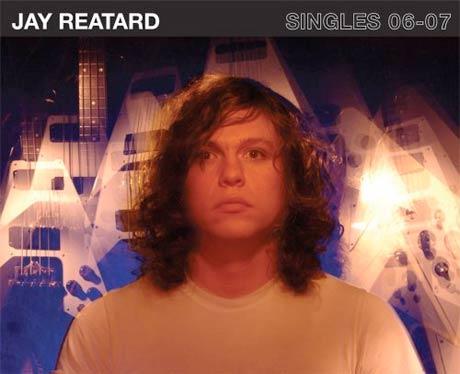 Jay Reatard <i>Singles 06-07</i> Comp Set For June 24 Release
