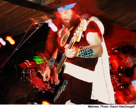 Melvins / Totimoshi Rickshaw Theatre, Vancouver BC July 5