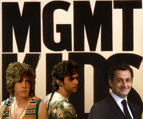 MGMT Considering Legal Action Against French President Sarkozy