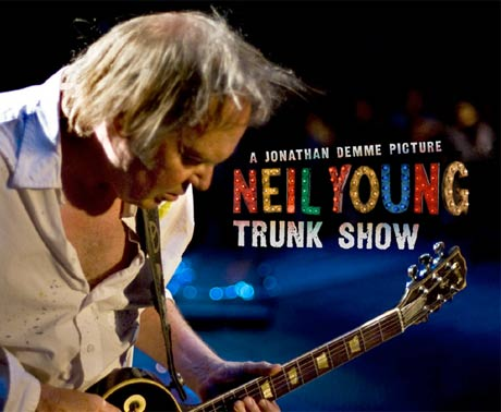 Jonathan Demme's <i>Neil Young Trunk Show</i> to Get Theatrical Run, DVD Release