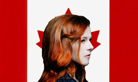 Neko Case Loves Canada More Than Anything