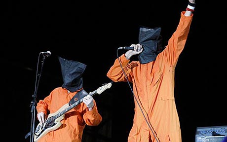 Rage Against the Machine, R.E.M., Nine Inch Nails, Pearl Jam and Billy Bragg Band Together to Close Guantanamo Bay Prison
