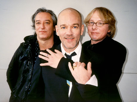 "R.E.M. Talk ""Expansive"" New Album, Get Eddie Vedder, Patti Smith and Peaches to Guest"
